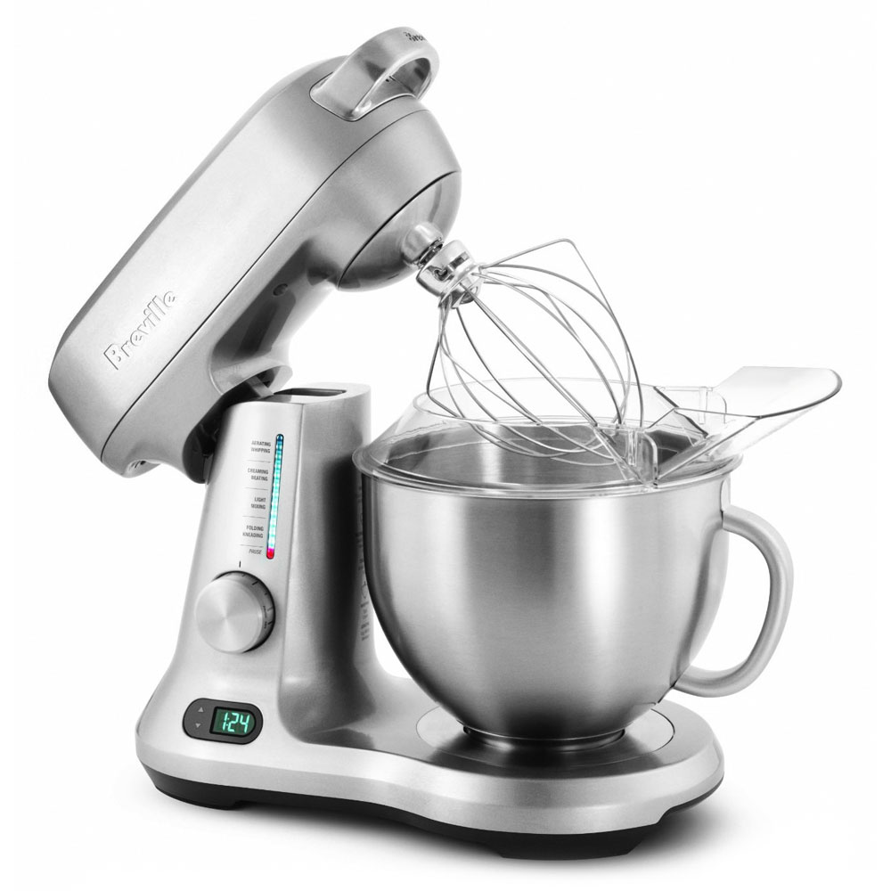 Breville Stand Mixer On Sale With Free Shipping Cutlery