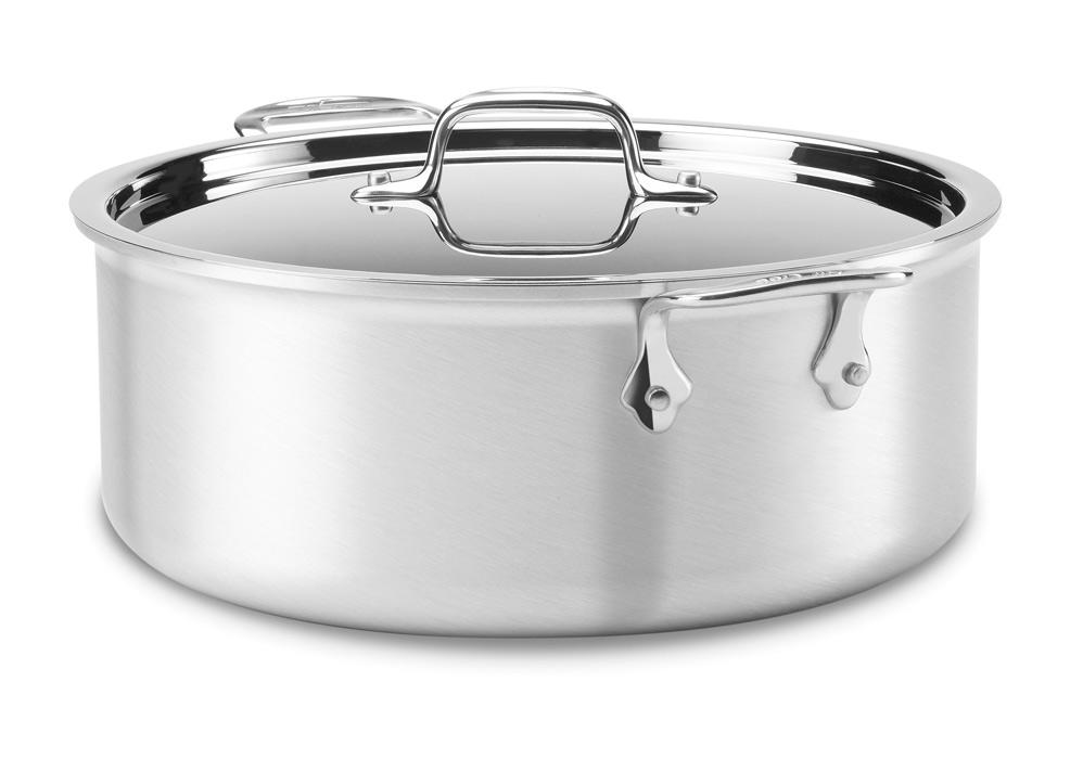All Clad Master Chef 2 8 Quart Stock Pot