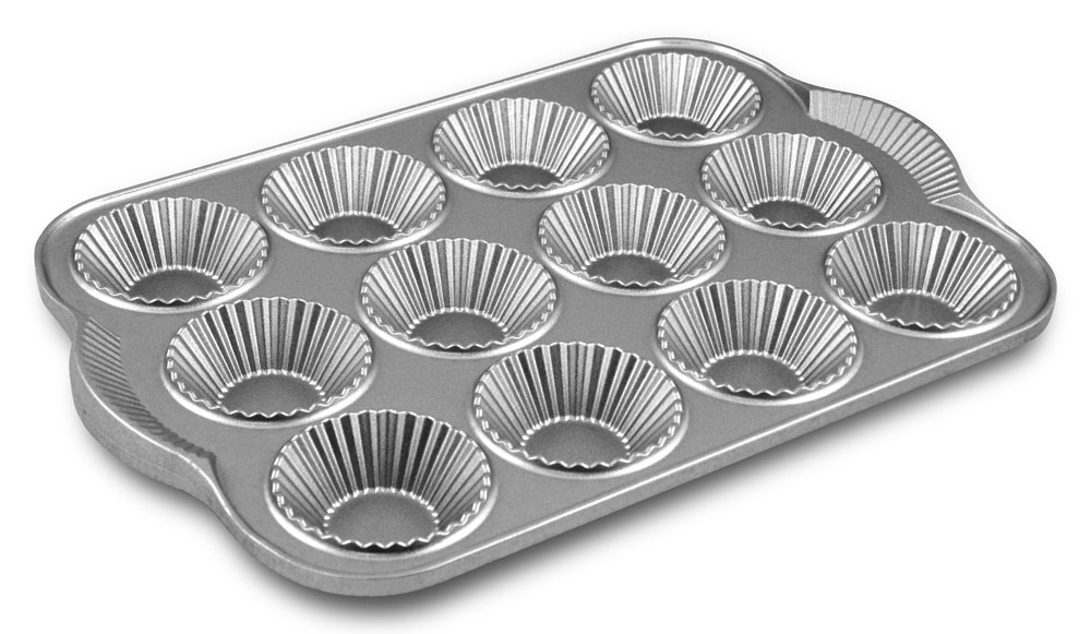 Nordicware Platinum Series French Tartlette Pan Cutlery