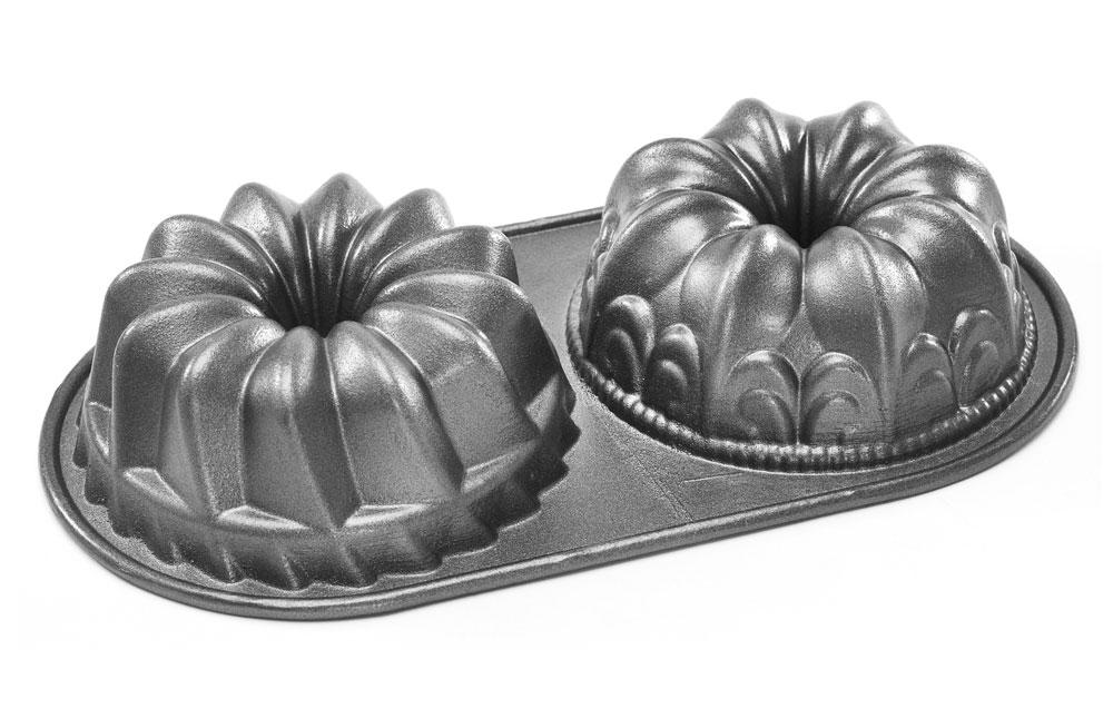 Nordicware Bundt Duet Pan Cutlery And More