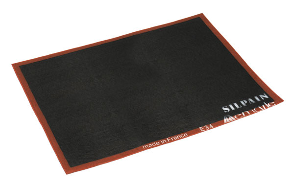 Demarle Silpain Perforated Nonstick Baking Mat 24 5x16 5