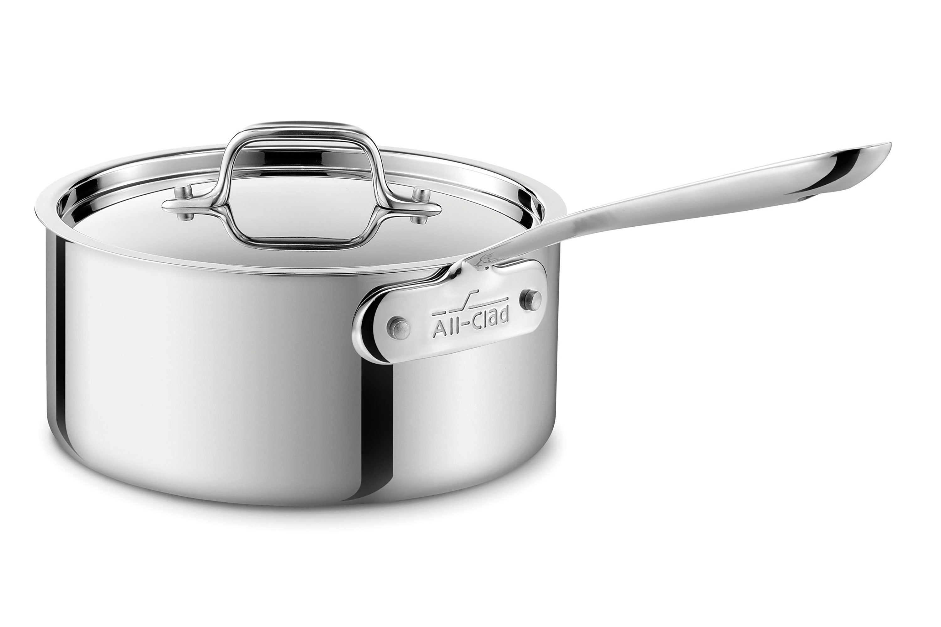 All Clad Stainless Saucepan 3 Quart Cutlery And More