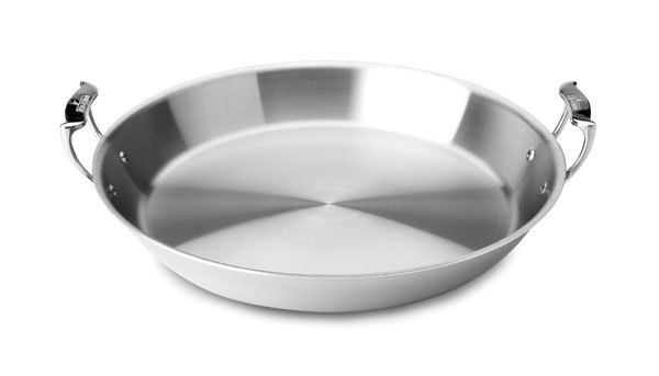 All Clad D3 Stainless Paella Pan 16 Quot Cutlery And More