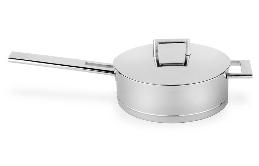 Demeyere John Pawson Stainless Steel Saute Pan 4 2 Quart