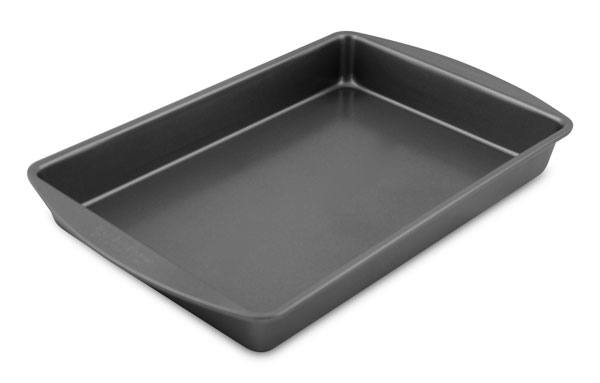 Chicago Metallic Nonstick Brownie Biscuit Pan Cutlery