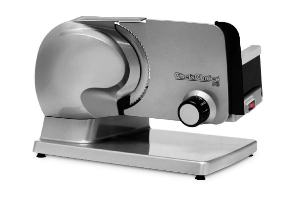 Chef S Choice Model 615 Premium Electric Food Slicer