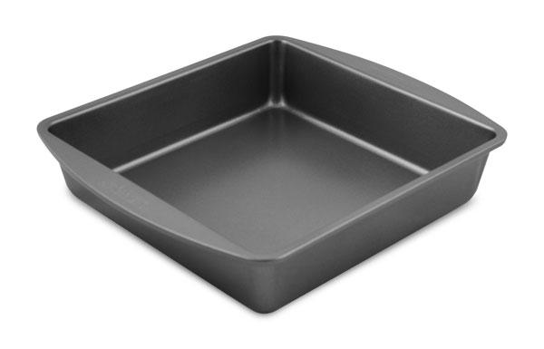 Chicago Metallic Square Cake Pan, 8-inch