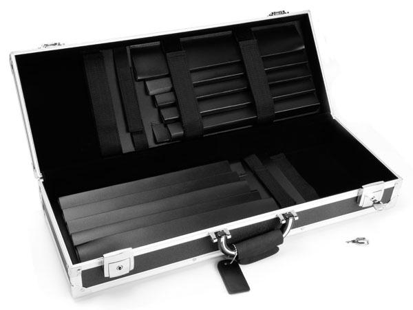 Tojiro Premium Black Chef S Attache Knife Case Cutlery