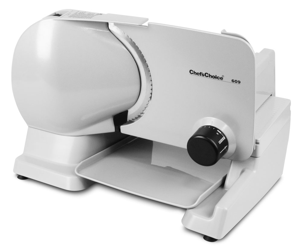 Chef S Choice Model 609 Premium Electric Food Slicer