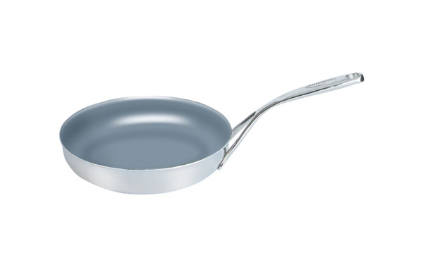 demeyere stainless steel ceraforce nonstick skillet 79inch cutlery and more - Demeyere