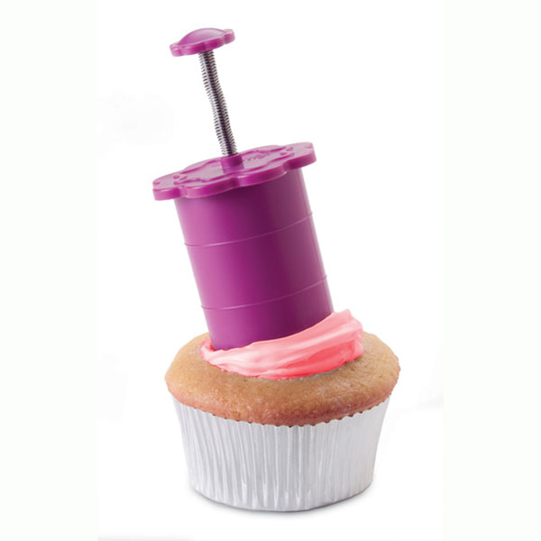 Chicago Metallic Cupcake Plunger Cutlery And More