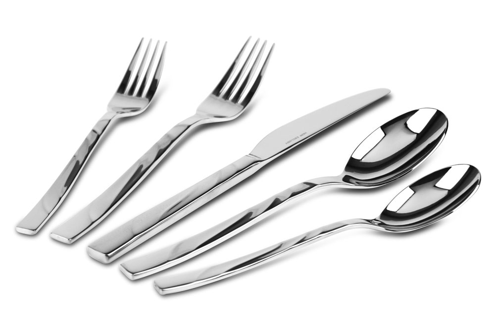 Wmf hepp emotion stainless steel flatware set 20 piece cutlery and more - Wmf silverware ...