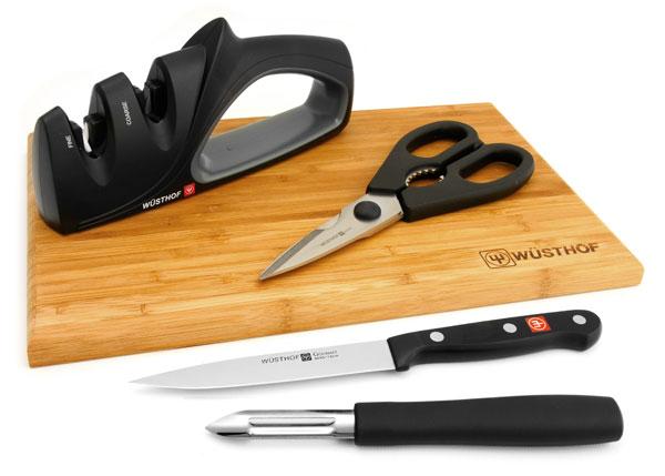 wusthof kitchen starter set
