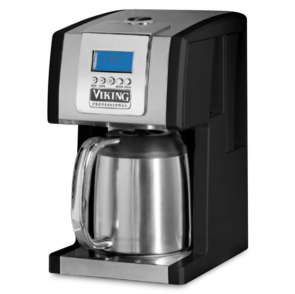 Viking Sure Temp Professional Coffee Maker 12 Cup Black