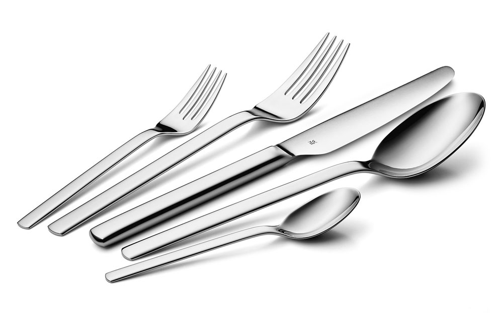 sc 1 st  Cutlery and More & WMF Dune Stainless Steel Flatware Set 20-piece | Cutlery and More