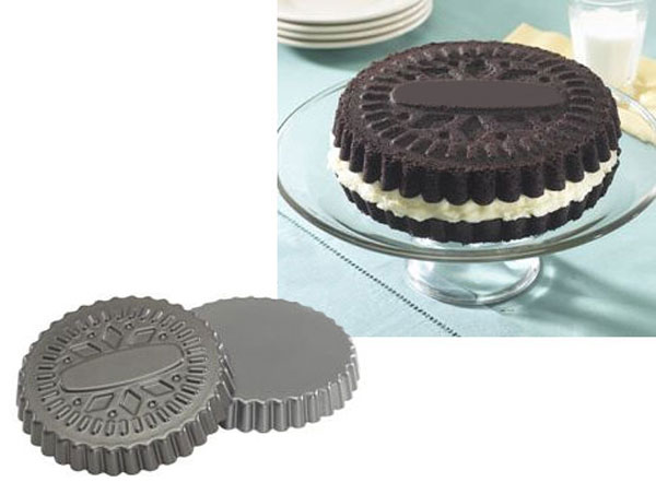 Nordicware Creme Filled Wafer Pan Set 2 Piece Cutlery