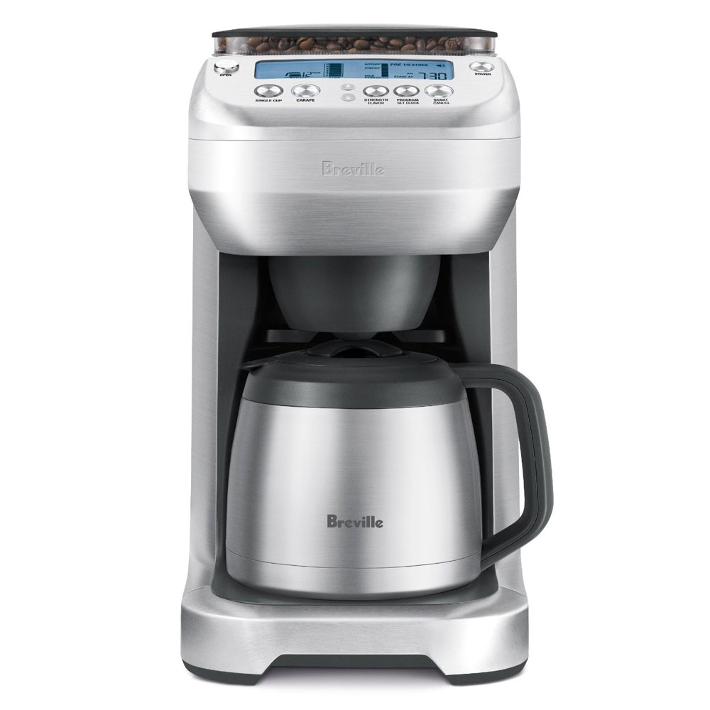 25255 Best Coffee Maker With Grinder And Thermal Carafe