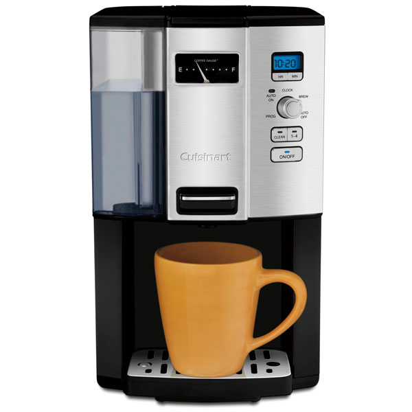 Cuisinart Coffee Maker How Much Coffee To Use : Cuisinart Coffee-on-Demand Programmable Coffee Maker, 12 ...