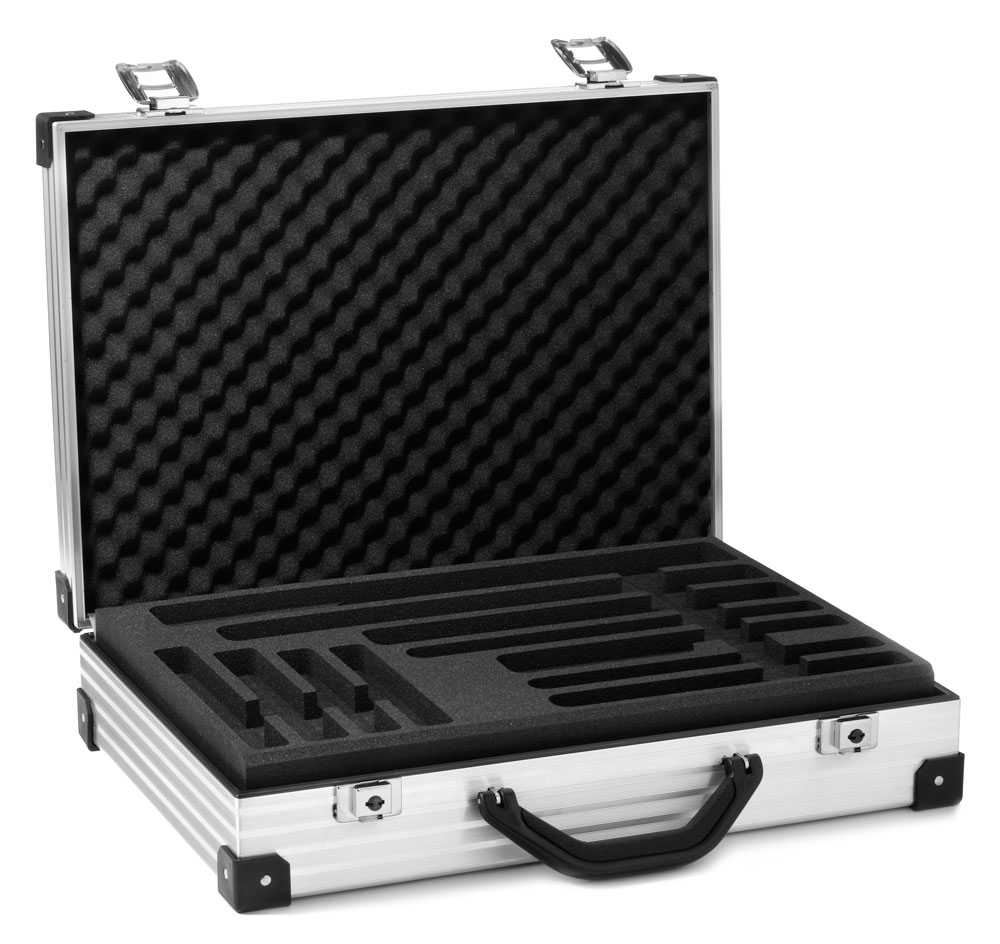 Wusthof Deluxe Aluminum Knife Attache Case Cutlery And More
