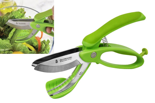 Silvermark Toss Amp Chop Salad Chopper Cutlery And More