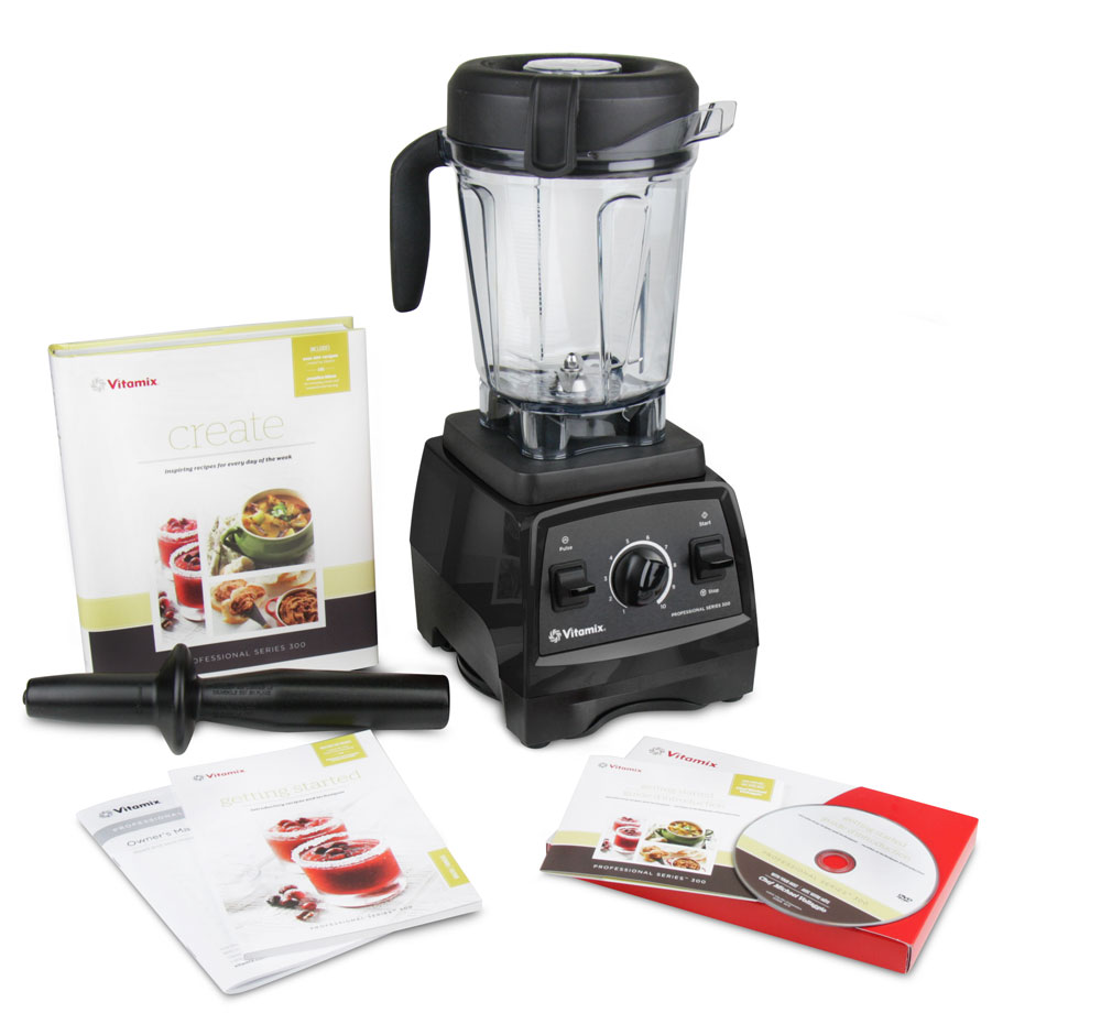 Vitamix Pro Series 300 Blender Cutlery And More