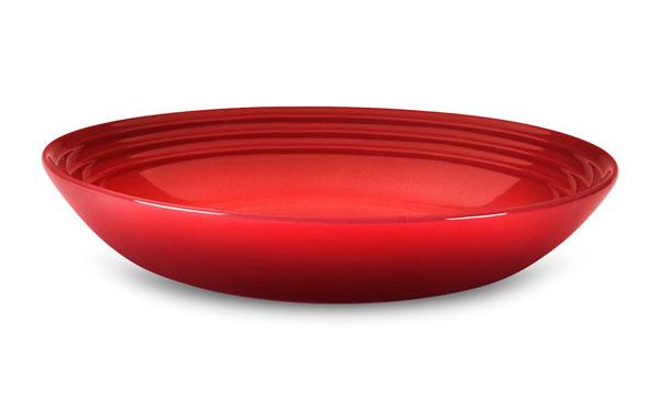 Le Creuset Stoneware Pasta Bowl 9 75 Quot Cherry Red