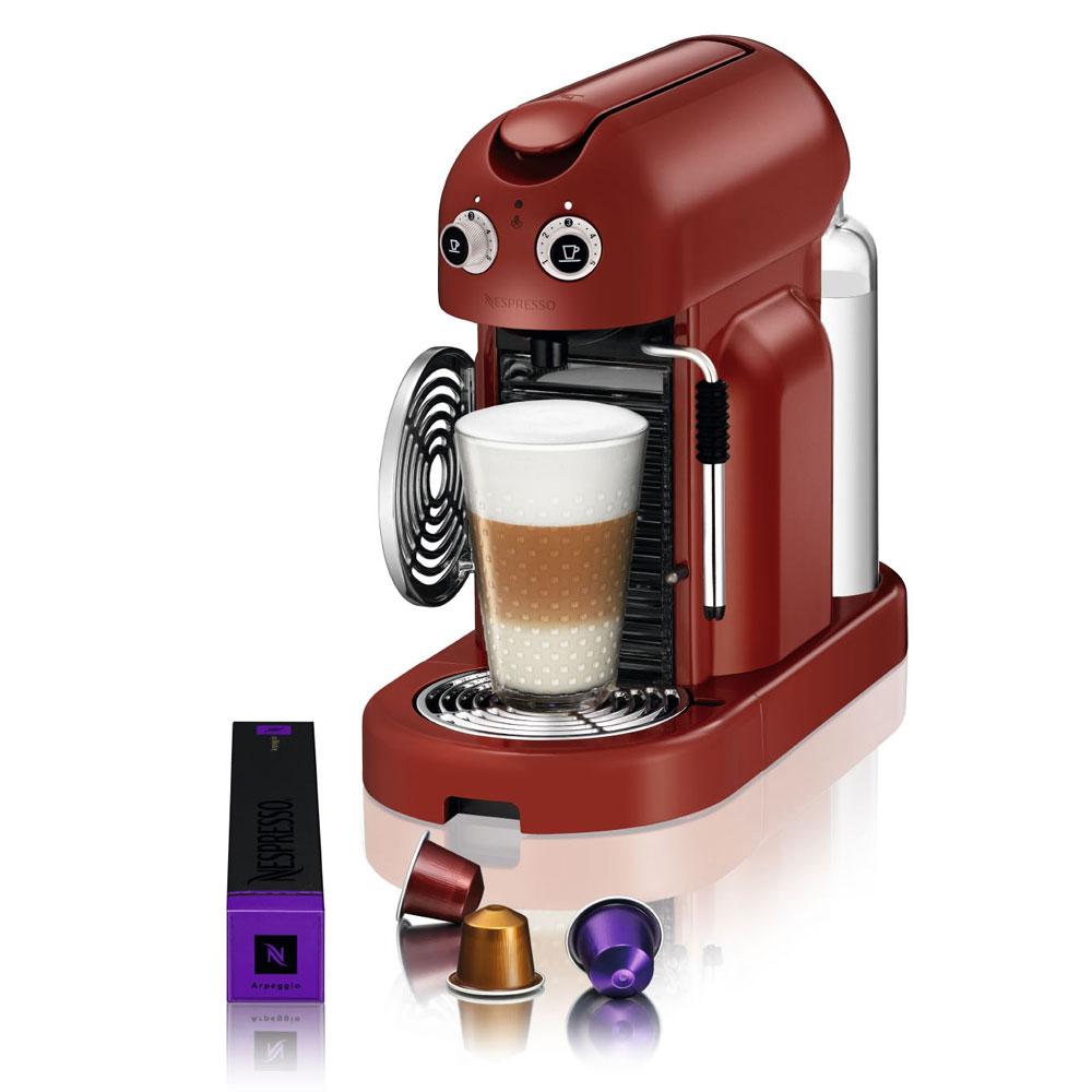 nespresso maestria machine