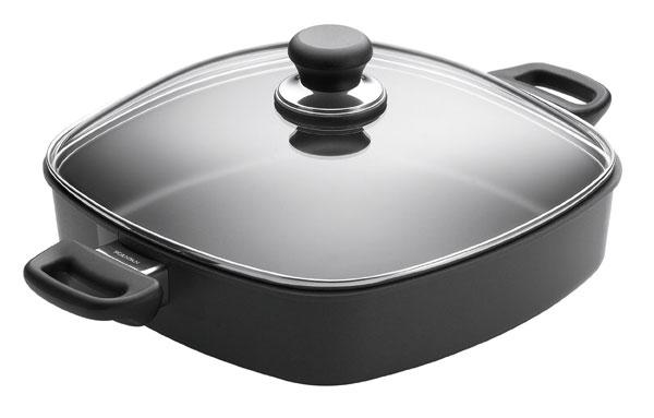 Scanpan Classic Nonstick Square Saute Pan 4 Quart