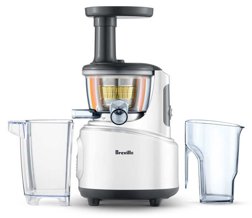 Royal Chef Slow Juicer Review : Breville Juice Fountain Crush Slow Juicer Cutlery and More