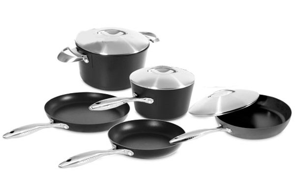 Scanpan Professional Stratanium Nonstick Cookware Set 8
