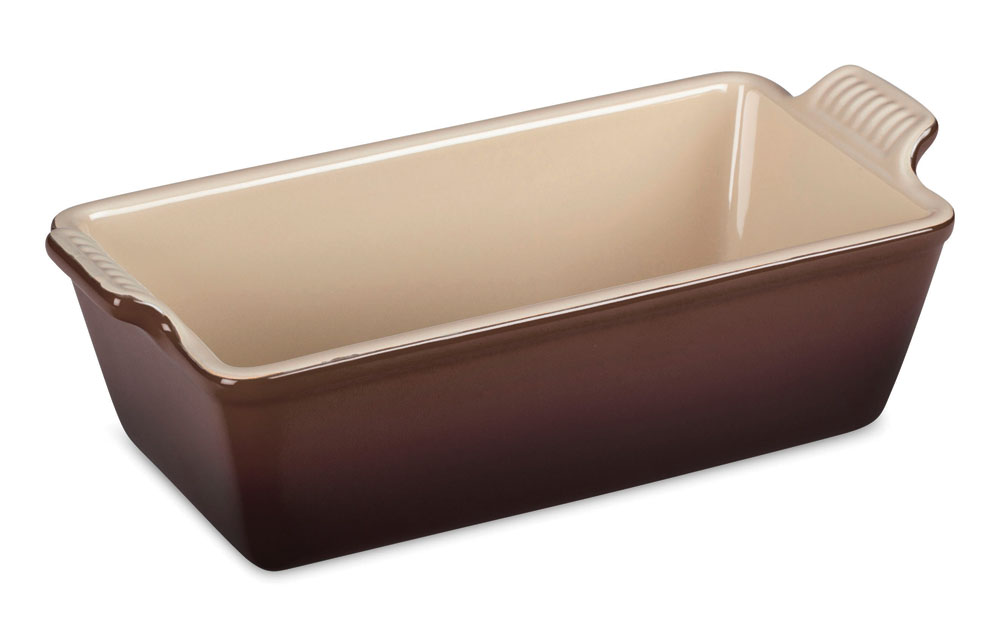 Le Creuset Stoneware Heritage Loaf Pan 9x5x3 Quot Truffle