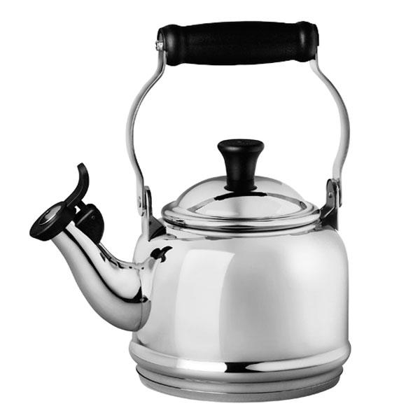 Le Creuset Stainless Steel Demi Tea Kettle 1 25 Quart
