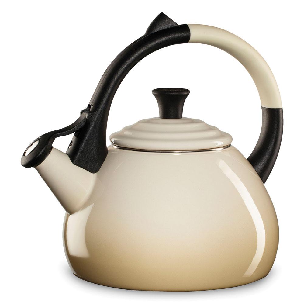 Le Creuset Enameled Steel Oolong Tea Kettle 1 8 Quart