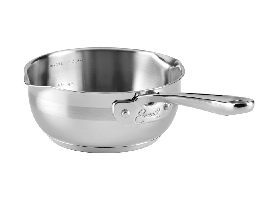 Emerilware Stainless Cookware Stainless Steel Saucier 1