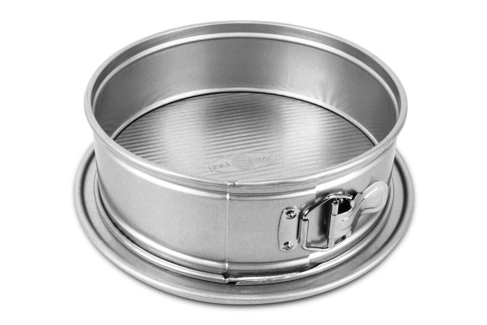 Usa Pans Nonstick Aluminized Steel Springform Pan 9