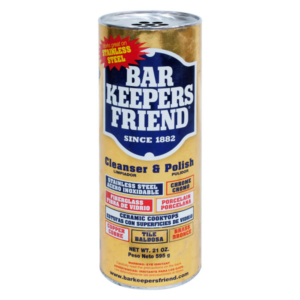 Bar Keepers Friend Powder Cleanser 21oz Cutlery And More