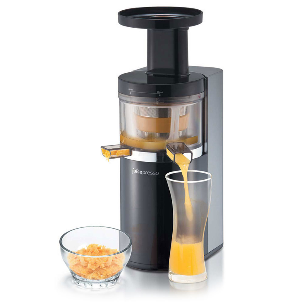 Turmix Slow Juicer Juicepresso : Coway JuicePresso vertical Slow Juicer - L Equip Slow Juicer Cutlery and More