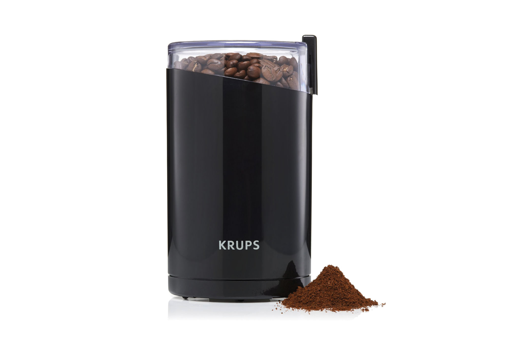 Krups Electric Coffee Amp Spice Grinder Black Cutlery And