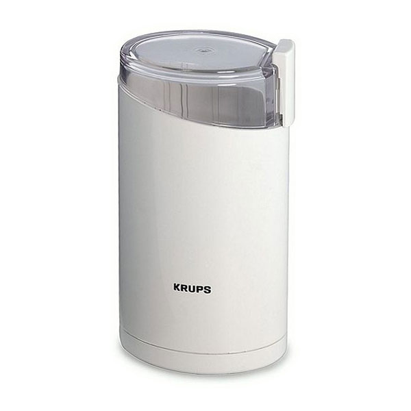 Krups Electric Coffee Amp Spice Grinder White Cutlery And