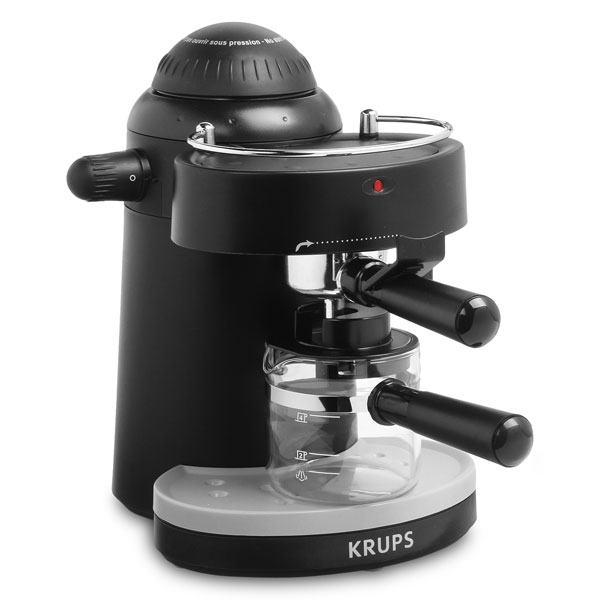 Krups Steam Espresso Machine Cutlery And More