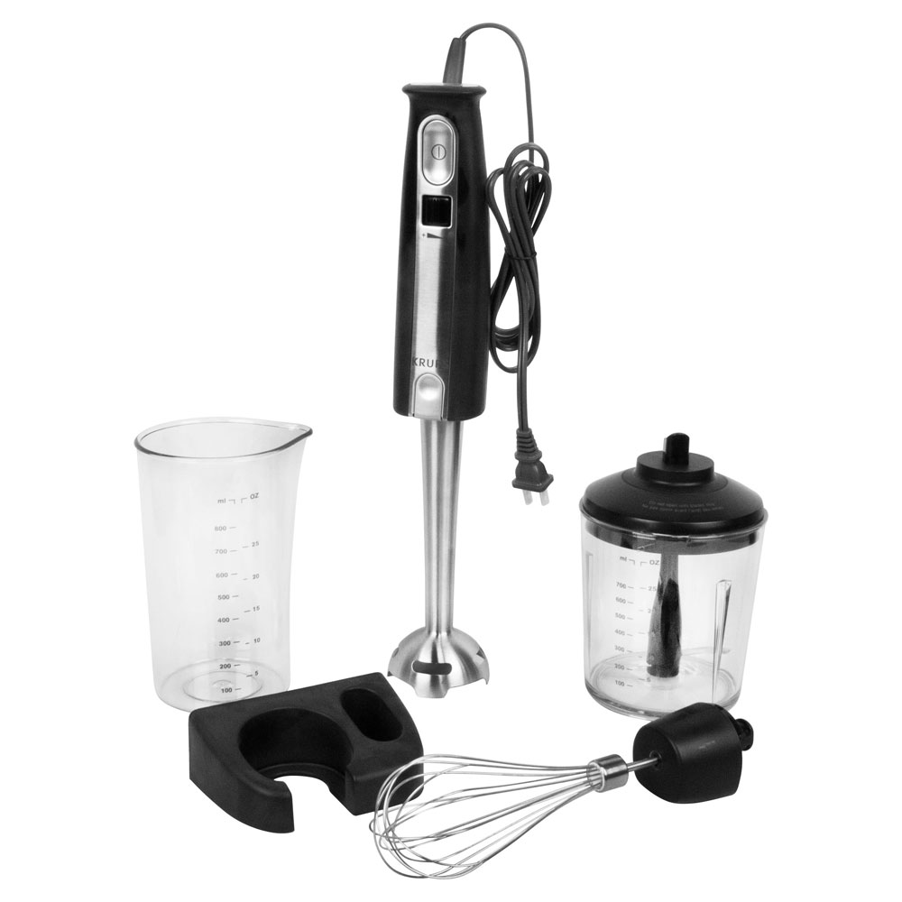 Krups Immersion Blender Set Cutlery And More