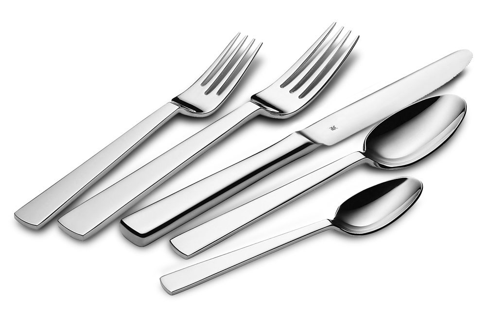 Wmf Royal Stainless Steel Flatware Set 20 Piece Cutlery