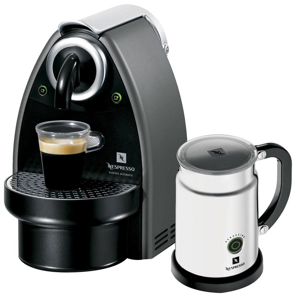 Nespresso Essenza C101 Auto Espresso Maker Amp Aeroccino