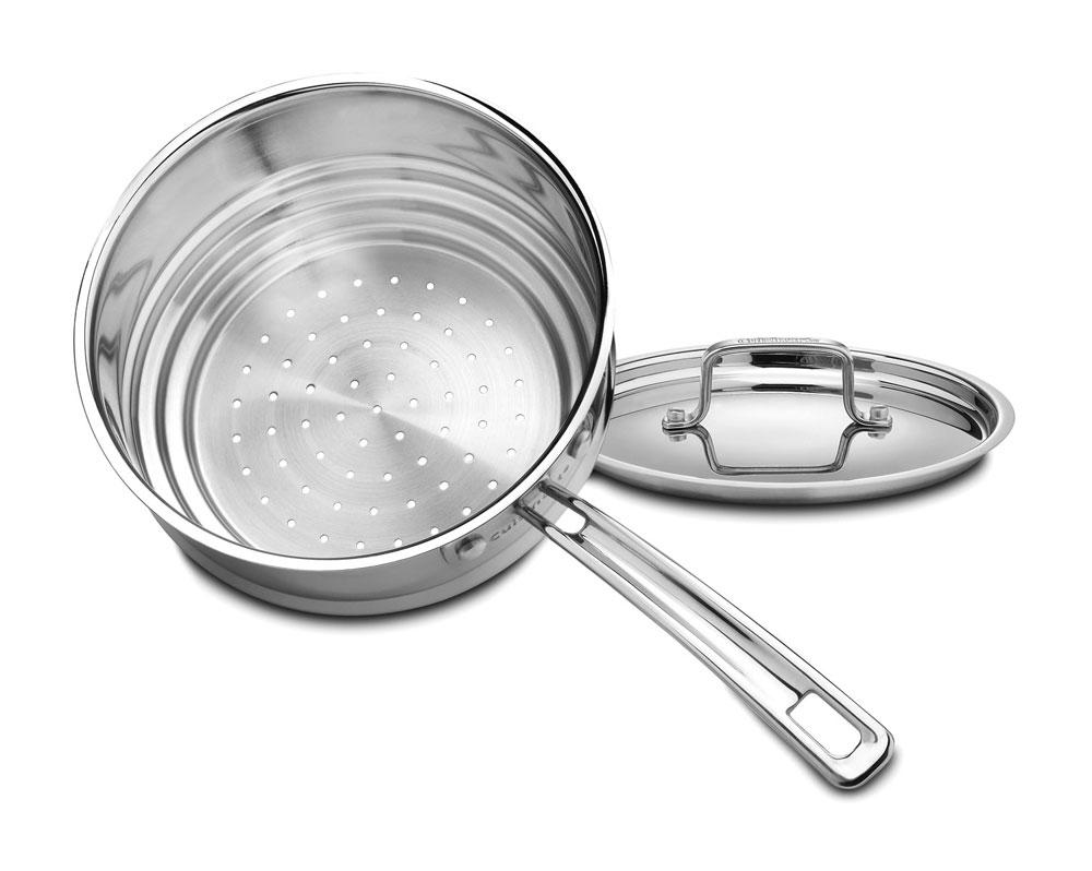 Cuisinart Multiclad Pro Stainless Steel Steamer Insert