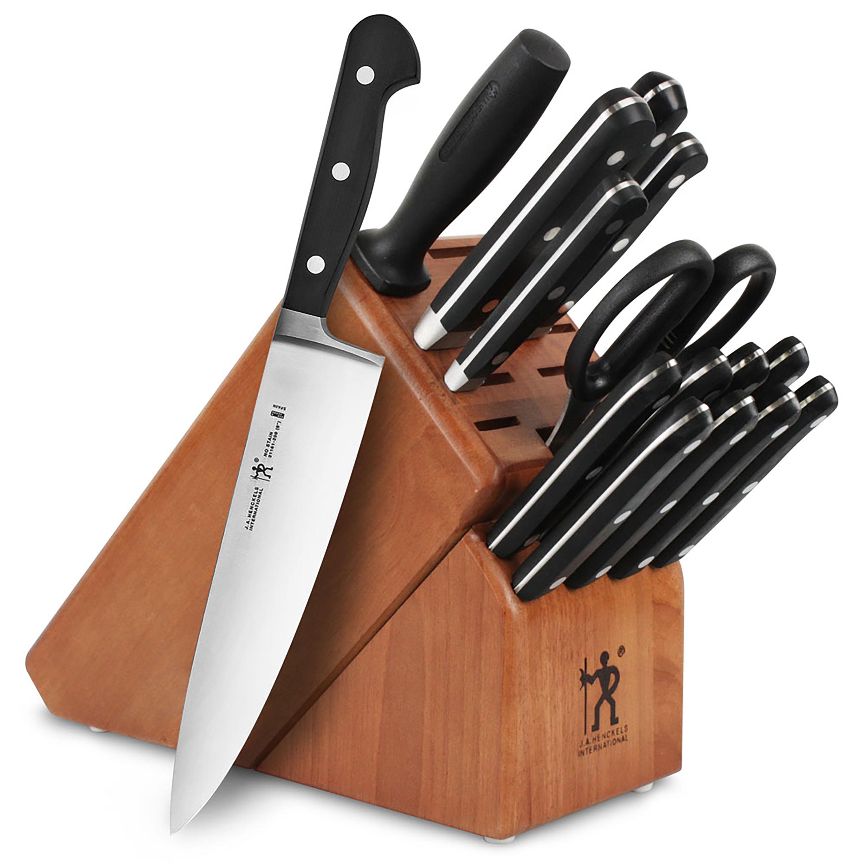 Kitchen Knife Sets Without Steak Knives