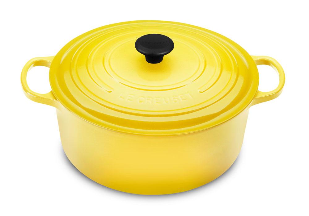 Le Creuset Signature Cast Iron Round Dutch Oven 7 25