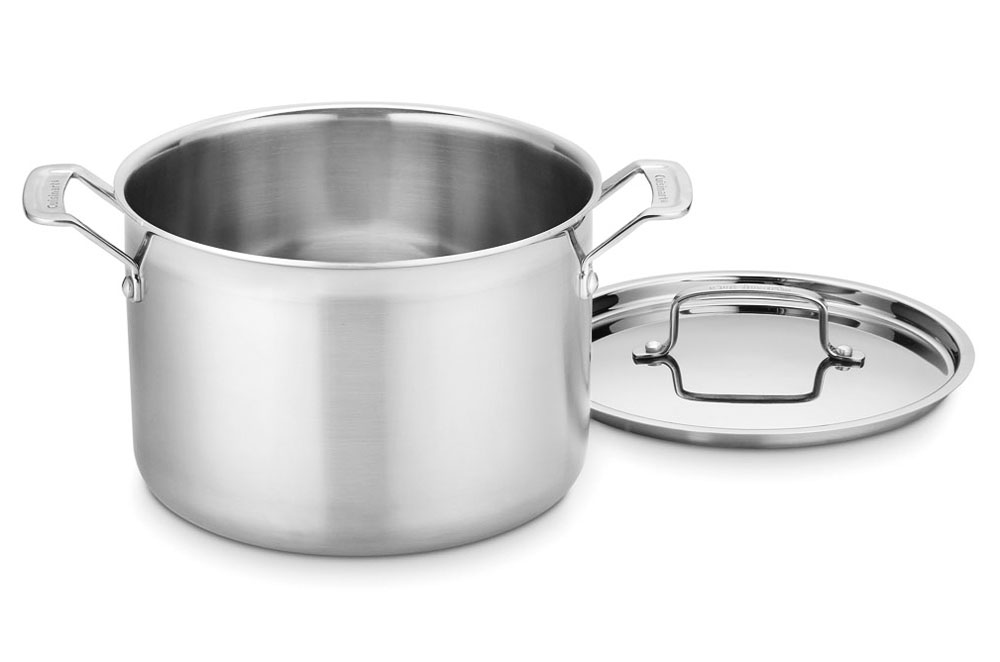 Cuisinart Multiclad Pro Stainless Steel Stock Pot 8 Quart
