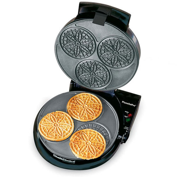 Chef S Choice Model 835 Pizzellepro Mini Pizzelle Maker