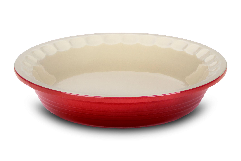 Meringue 9 Le Creuset Stoneware Pie Dish