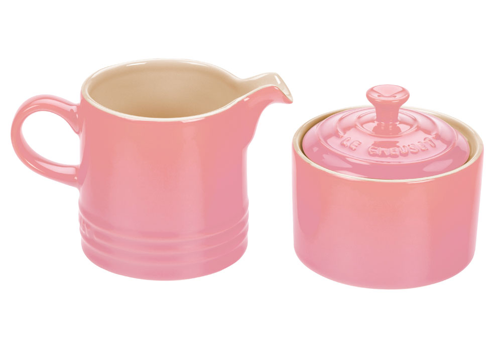 Le Creuset Stoneware Cream Sugar Sets